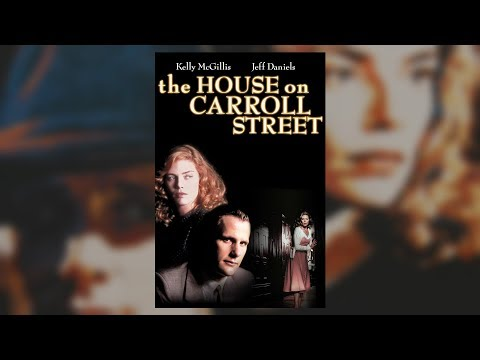 Дом на Кэрролл-стрит. Влюбленный агент ФБР и коммунистка Эмили узнают важную тайну. триллер, драма
