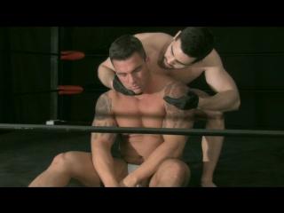 Muscle domination wrestling - braden charron vs muscle master kevin