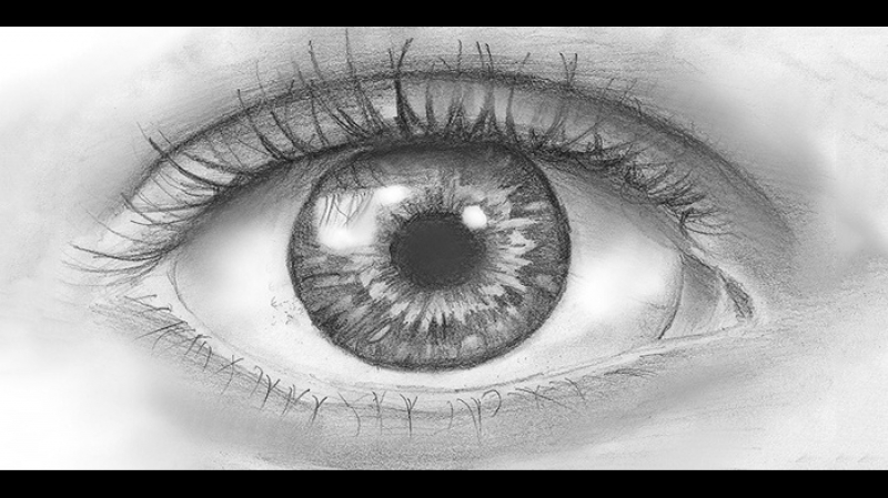 drawings of eyes - HD1764×1180