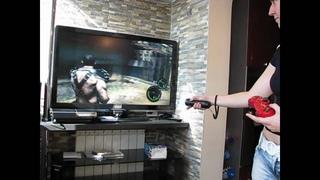 Тест-драйв Playstation Move от PS3hits