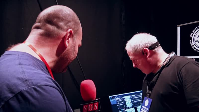 Studio Electronics SE-02 Ext Box — SynthFest UK 2018