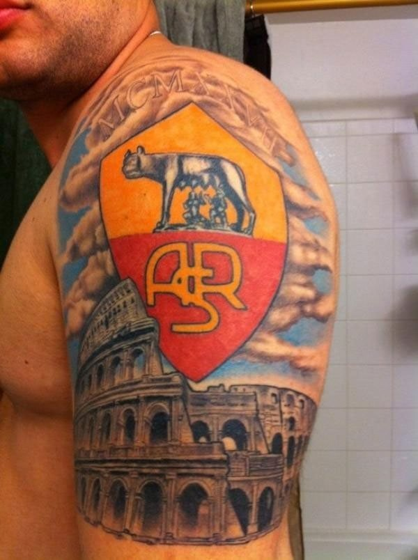 Татуировки футбольных хулиганов манчестер юнайтед