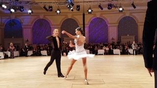 Alexander Chernositov & Arina Grishanina   WDC AL Open Worlds 2018   Amateur Latin final – Chacha