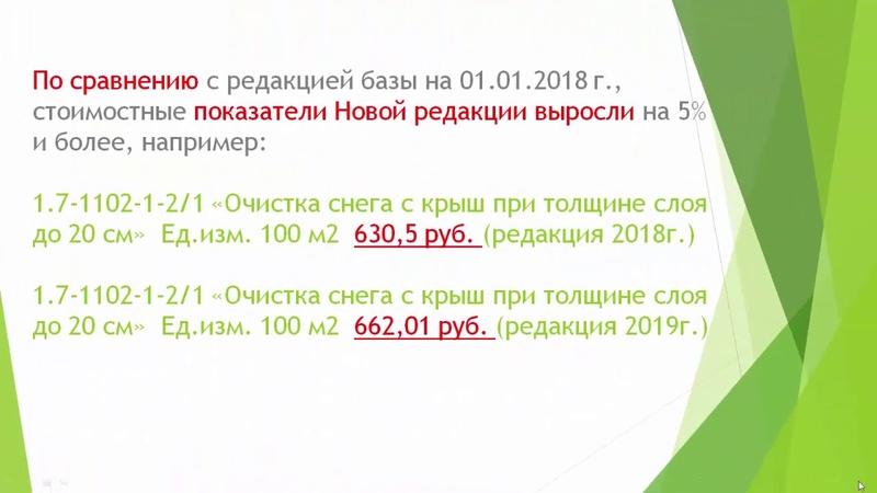 Smeta.RU СН-2012 (Редакция 2019 г.) Часть 1