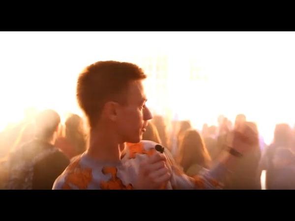 Ночь Бфу 2019 - Скрипичное лазерное шоу Avve project