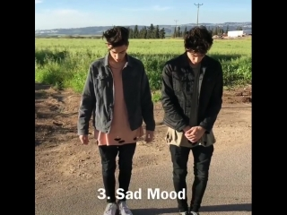 What is your current MOOD right now (dance by Nick & Max)