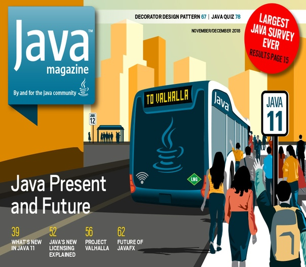 Java Magazine NovemberDecember 2018