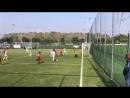 Сын Роналду Ronaldo творит чудеса на поле - забил красивый гол. Футбол матч онлайн, видео красивый супер гол мяч пенальти прикол