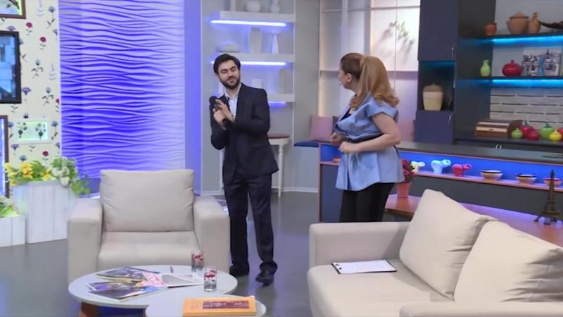 Uzeyir Mehdizade Elvida Kecmisim ARB Tv Gelin 720P