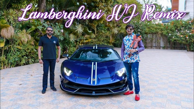 Lamberghini | SVJ | Aneesh Vidyashankar ft Bren Garage |The Doorbeen ft Ragini