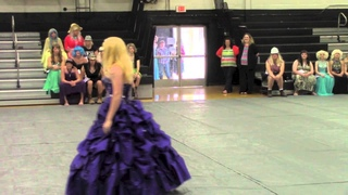 LHS Womanless Beauty Pageant 2014