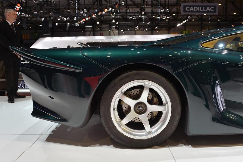 Длина имеет значение — Эволюция «длиннохвостых» McLaren, изображение №3