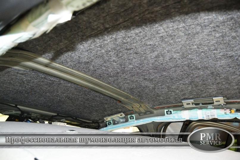 Шумоизоляция BMW X5, изображение №5