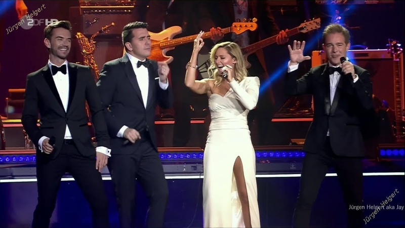 KLUBBB3 vs Helene Fischer Songs about ladies (names) Helene Fischer Show 2016 (now in 4k)