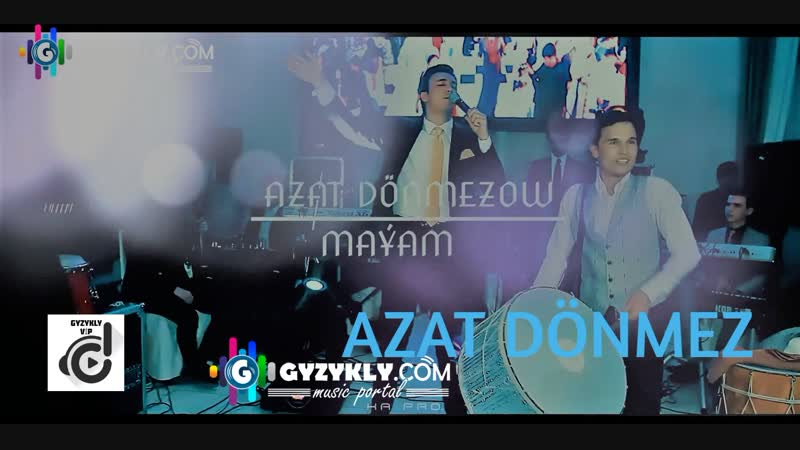 Azat Donmezow Mayam 2019 Toy version HD