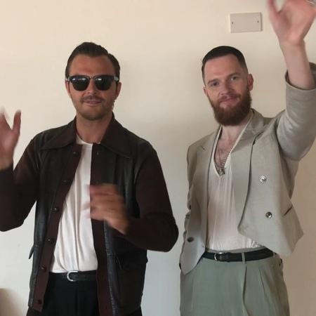 Більше ніж просто музика on Instagram Адам та Тео вже в Києві Чарівні британці готуються до зустрічі з тобою цього вечора на BeLive 2018 ❤️ ⠀ Зу