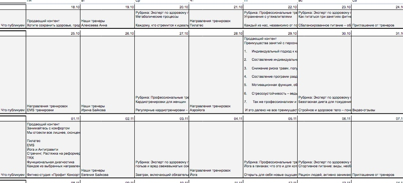 Клиенты для фитнес-студии в Москве., изображение №4