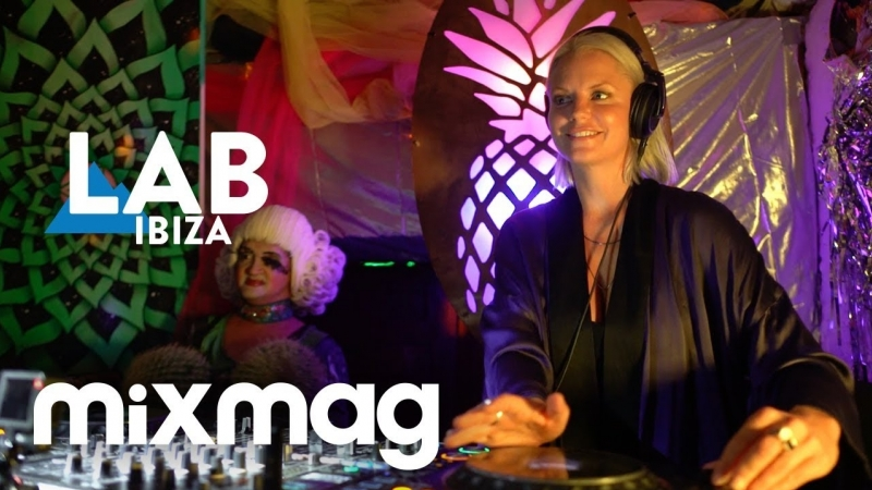 ТРАНСЛЯЦИЯ I HD [ o9-2o-2o18 ] _ IDA ENGBERG in The LAB IBZ 2o18 * II