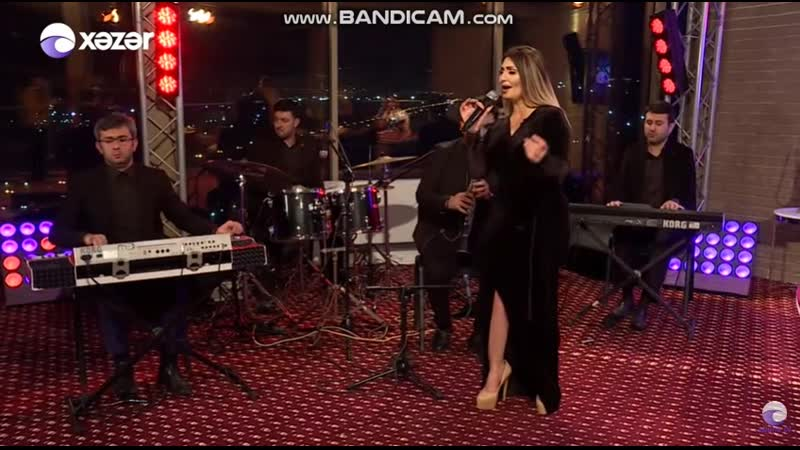 Sebnem Tovuzlu - Sevenler Olmez Deyirdin (AY ZAUR)