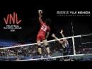 Monster of the Vertical Jump Yuji Nishida VNL 2018 ᴴᴰ