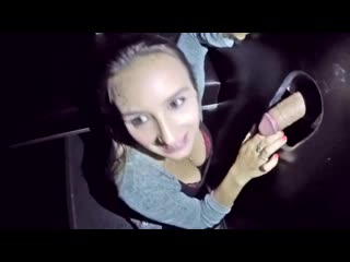 Mariah_Leonne first gloryhole - ПОРНО, СЕКС, АНАЛ, МИНЕТ, ДОМАШНЕЕ, PORN, SEX, TEEN, ANAL