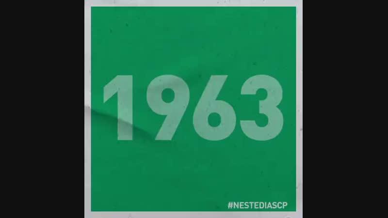 1963 - Sporting CP 16 - 1 APOEL