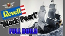 REVELL BLACK PEARL PIRATE SHIP DIORAMA FULL BUIL VIDEO