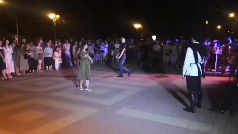 Самый четкий танцор из Абреков - Гаяз