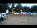 Beach volley Russia Yaroslavl 2018 M 05 Bogatov Rakusov and Chirkin Samoday