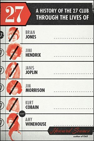27 - A History of the 27 Club through the Lives of Brian Jones, Jimi Hendrix
