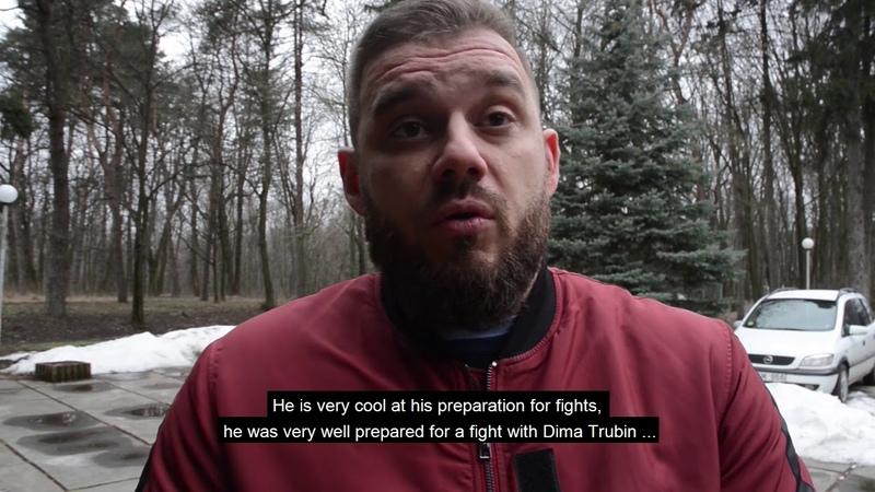 Armfight 50 - I. Izman about Kvikvinia vs Chaffee