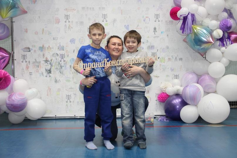 Конструктория в Тюмени.Фотограф - Людмила Ромжаева. - 72