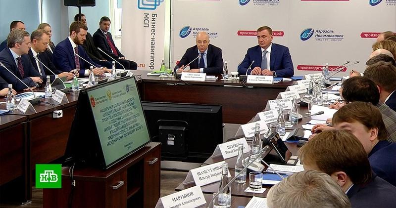 Силуанов: Россия удвоит экспорт несырьевой продукции к 2025 году