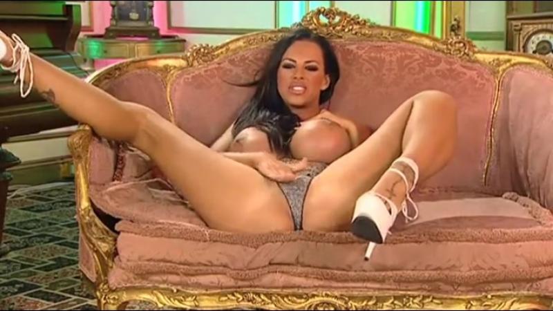 Ava Blue as Mistress in Gray porno sexy girl boobs