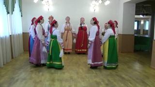 """Ансамбль """"Беломорье"""", """"Вечор девки"""" (г. Мурманск)"""