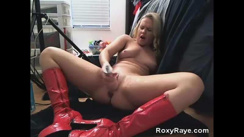 22 Roxy Raye Camshow pt2 Solo, Masturbation, Fisting, Anal, Dildo, Toys, Web Cam, Chaturbate, Web