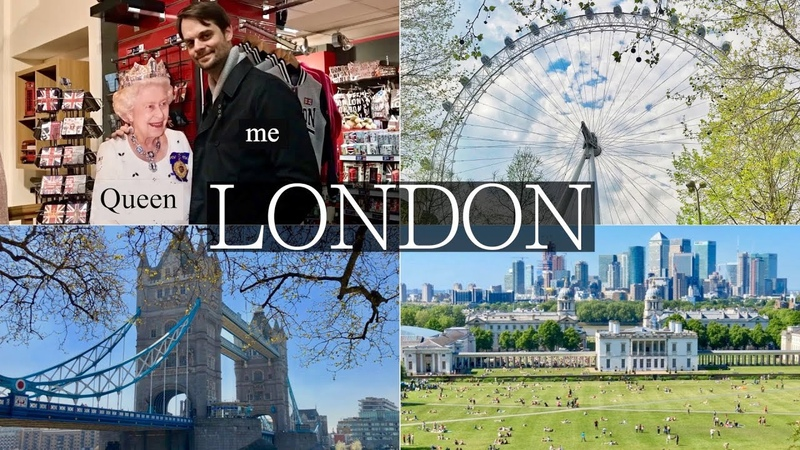 How to Holiday in London: By a Londoner - 5 Days Travel Vlog Guide 2019