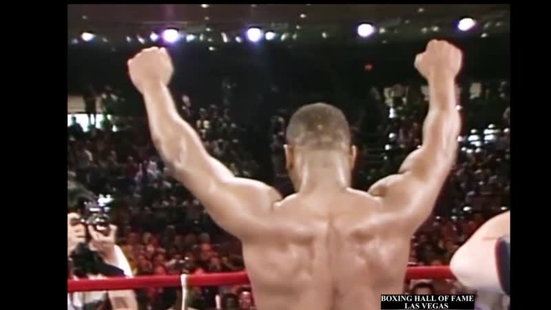 Mike Tyson Hits Las Vegas For First Time KOs Alfonso Ratliff This Day Septembe