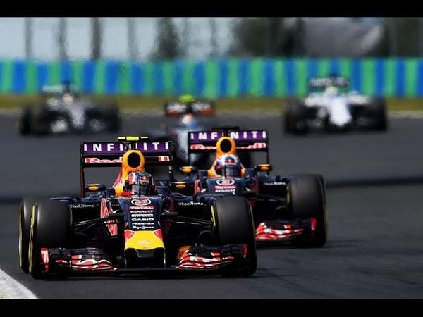 F1 2016 - R11 HUNGARIAN GRAND-PRIX - Race