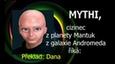 Další informace ze setkání s Mythim. Downův syndrom a další otázky. 2. část