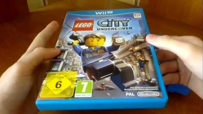 LEGOFan Обзор LEGO City Undercover Limited Edition