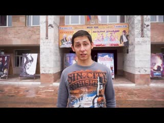 Бэкстейдж с IV фестиваля КВН Коми-Пермяцкого округа
