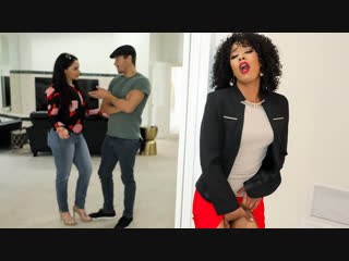 Misty stone - make this house a ho [2019-01-31, athletic, bald pussy, blouse, brunette, bubble butt, business woman, cheating