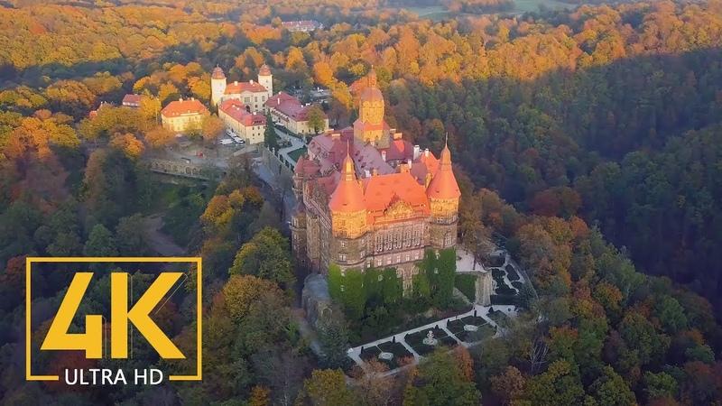 Polish Castles in 4K (Ultra HD) - Short Film Preview