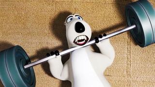 Bernard Bear - The Gym | Compilation | HD Full Episodes | Videos For Kids | Kids TV Shows