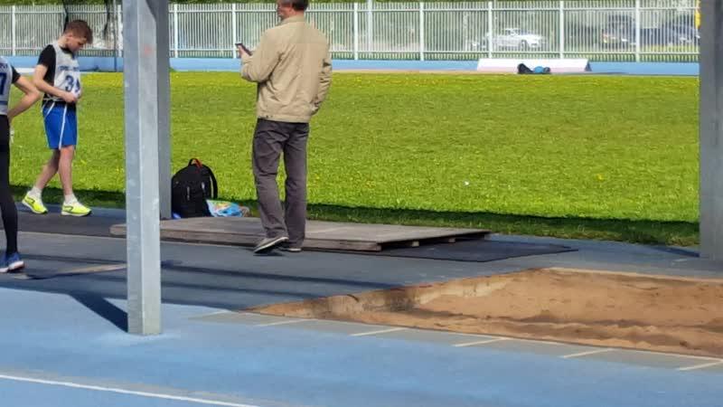 2019.05.17 • двоеборье • 1000 метров • юноши 2005-2007г.р. • IV забег • 3:29,12