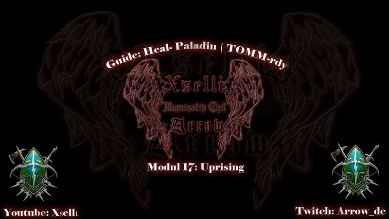 Neverwinter | Mod 17 | Paladin- Heal Guide | OP | TOMM | That's how Hador is playing! (PC/Xbox/PS4)
