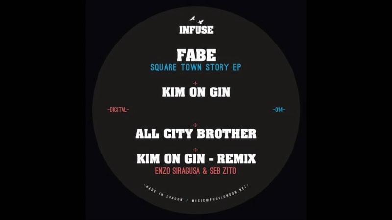 Fabe Ger - Kim On Gin (Enzo Siragusa Seb Zito Remix)