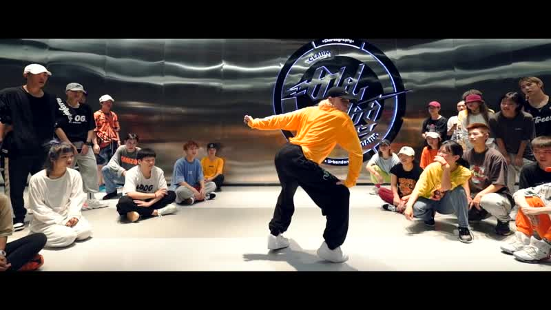 TOBACCO RAT - Processed Mash ¦ Zacc Milne Kerrie Milne Choreography ¦ ODOG Dance Camp