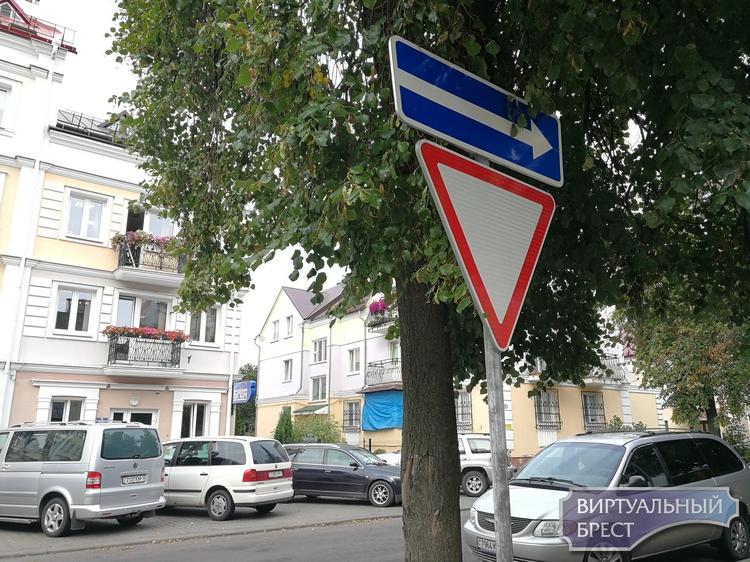 Будённого всё... Движение на части улицы поменялось на противоположное